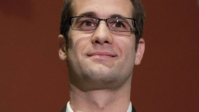 Antonio Hodgers ist der neue Fraktionschef der Grünen