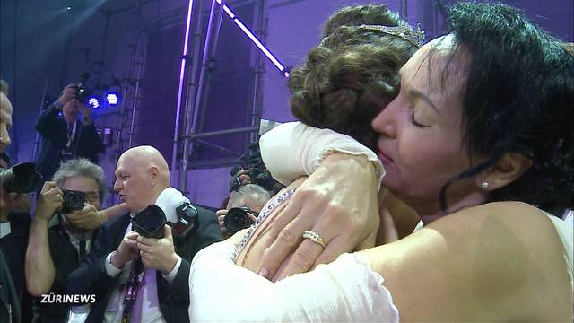 Erleichterung bei Miss-Schweiz-Mutter: «Sie hatte so oft Tränen»