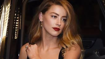 Schauspielerin Amber Heard gibt ihr Geld sinnvoll aus: Sie hat ein Kinderspital mit einer Millionenspende unterstützt. (Archivbild)
