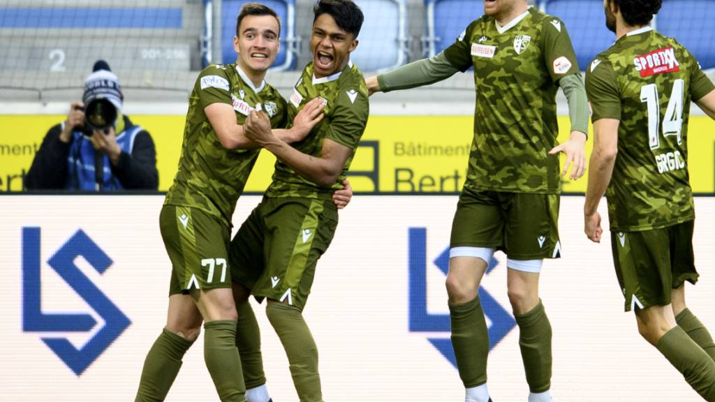 Sion mit wichtigem Sieg – auch Luzern und Zürich gewinnen