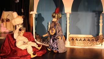 Neues Projekt der Marionettenbühne Unterengstringen