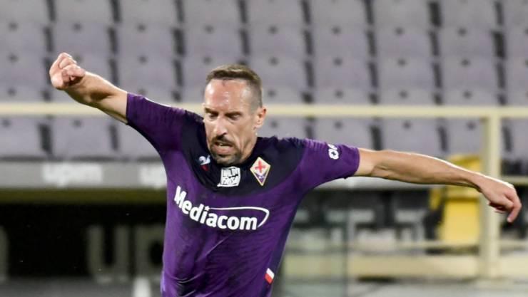 Franck Ribéry macht sich Gedanken über einen Verbleib in Florenz