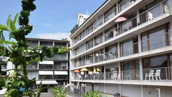 Für ein Jahr wird die aaReha 12 Betten im Lindenpark der Sanavita AG in Windisch anbieten.