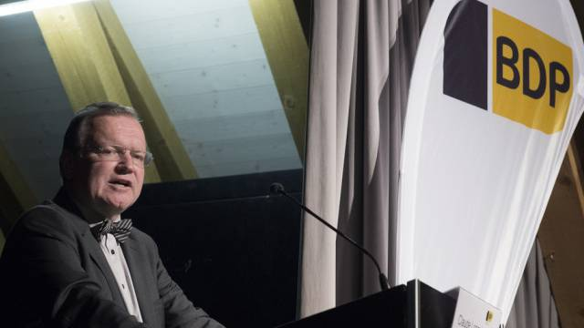 gfs.bern-Chef Longchamp geht von BDP-Verlusten aus (Symbolbild)