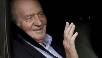 König Juan Carlos (Archiv)