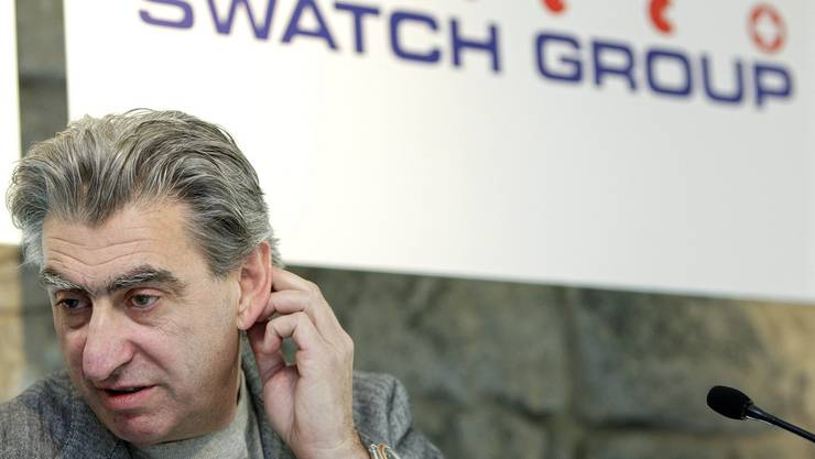 Swatch Group-CEO Nick Hayek Jr. sitzt auch im Verwaltungsrat der Swiss Timing.