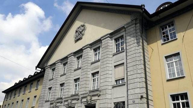 Eingang des Bezirksgerichts Zürich (Symbolbild)