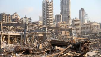 Neue BG zu Beirut