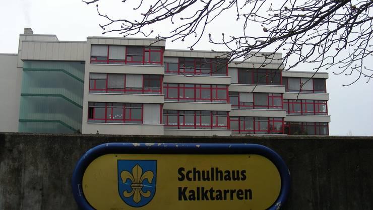 Schulhaus Kalktarren in Schlieren