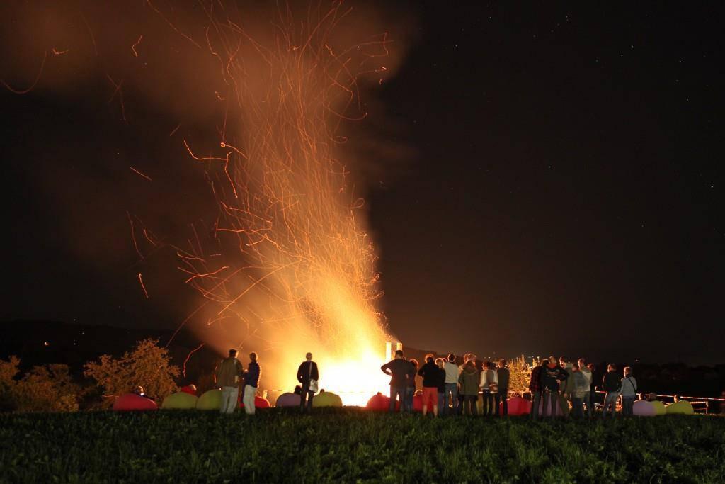 Das Burning Ass-Festival (© zVg)