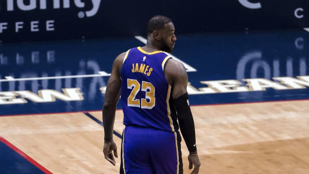 Atlanta siegt, Lakers verpassen direkte Playoff-Qualifikation