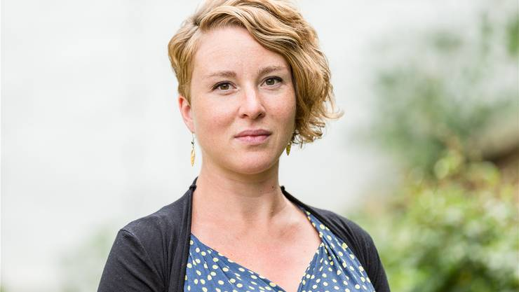 Irène Kälin (Grüne) ist die amtsjüngste Aargauer Nationalrätin.