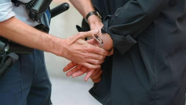 Die Polizei rückte aus, nachdem Meldungen über mehrere Straftaten im Kleinbasel eingegangen waren. (Symolbild)