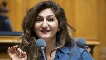 Hat bereits Erfahrung in Bundesbern: Basta-Nationalrätin Sibel Arslan überlegt sich eine Ständeratskandidatur.