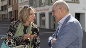 Zumindest einen Teil der Baselbieter Juso konnte die Grüne Maya Graf davon überzeugen, dass sie die richtige Nachfolgerin von SP-Ständerat Claude Janiak wäre.