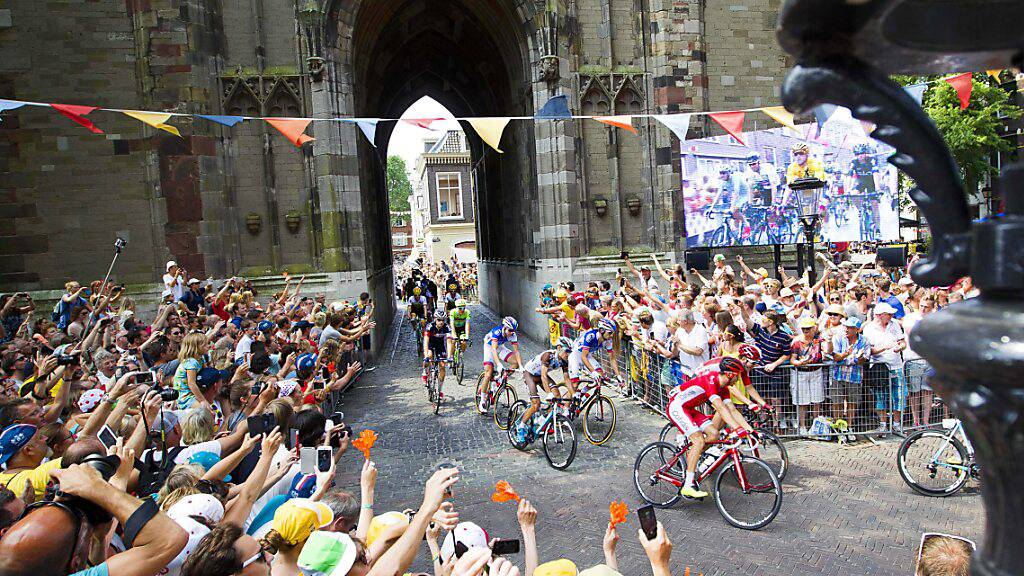 Vuelta startet 2022 doch noch in den Niederlanden
