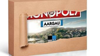 Laufenburg ist auf dem Cover der Aargau-Edition.