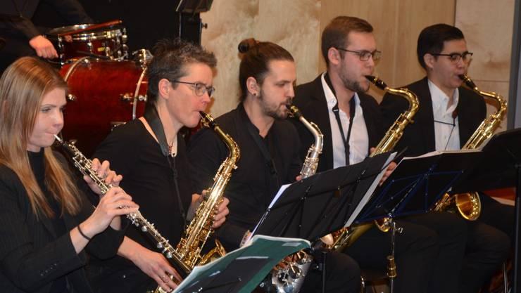Das Saxophon-Quartett in der Jazzsuite Nr 2 von Schostakowitch