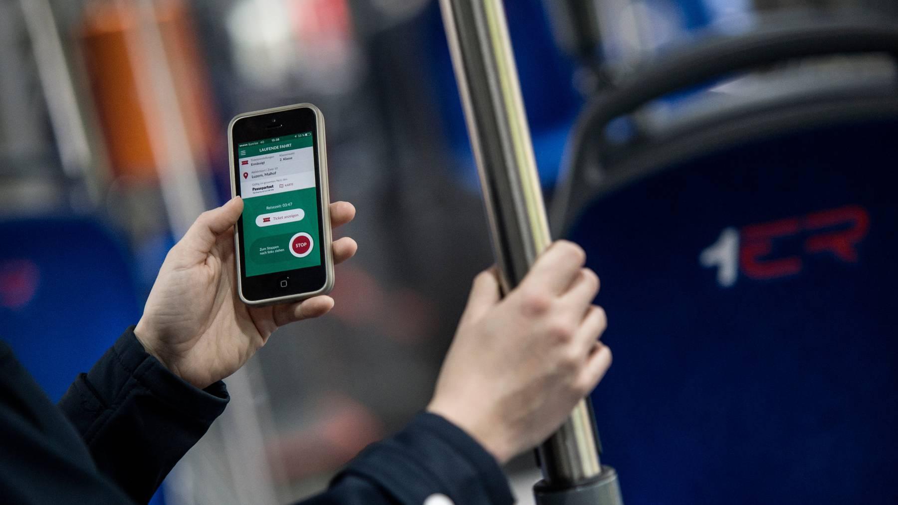 Das automatische Ticketing soll ermöglichen, dass die Kunden den niedrigsten Preis für die gefahrene Strecke bezahlen.