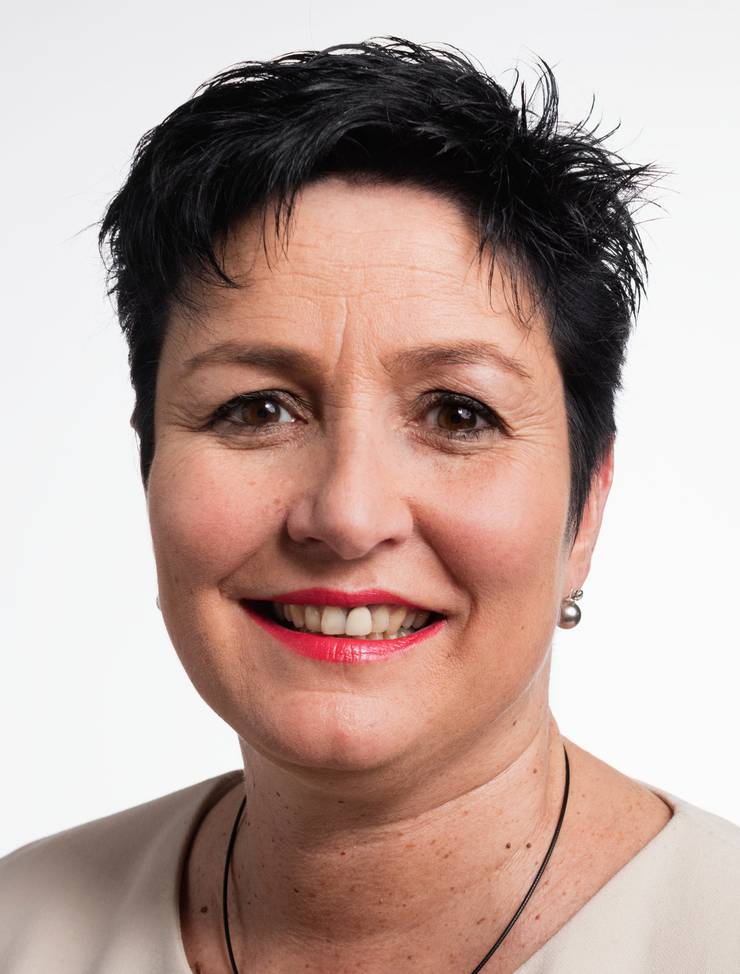 Daniela Schneeberger, FDP.