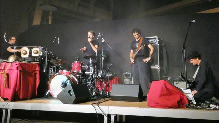Dub Spencer & Trance Hill bezeichnen ihre Musik als instrumentalen psychedelischen Dub-Reggae mit Rock- und Trance-Einflüssen. (Bild: Ina Wiedenmann)