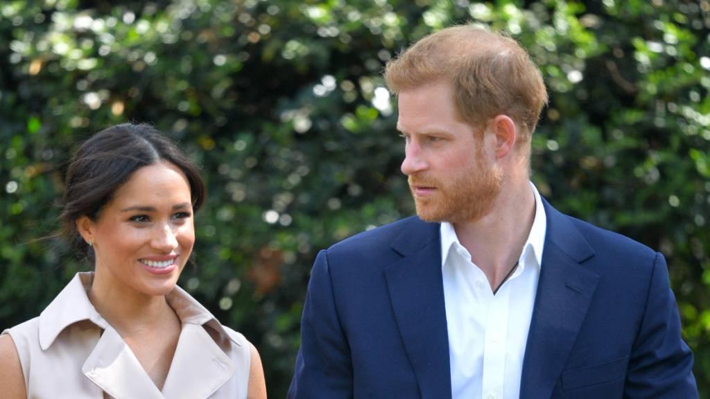 Prinz Harry reicht Klage gegen Zeitungen ein