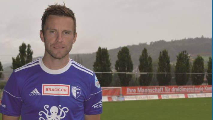 Seit seiner Rückkehr von Aarau ist er dem FC Wohlen treu