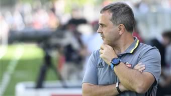 Die fehlenden Resultate haben dazu geführt, dass sich der Vorstand eine weitere Zusammenarbeit mit dem Cheftrainer nicht mehr vorstellen kann.