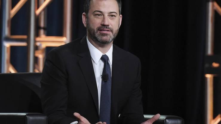 Oscar-Moderator Jimmy Kimmel ist gerührt: Das Kinderspital in Los Angeles hat ein Zimmer nach seinem Sohn benannt. (Archivbild)