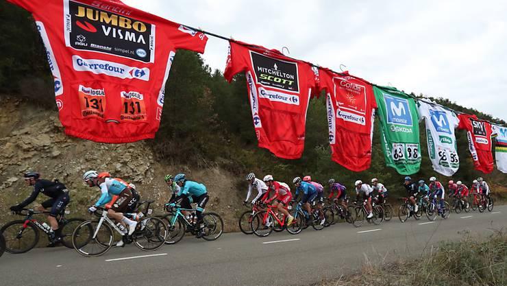 Die 6. Etappe der Vuelta führte die Fahrer in die Pyrenäen