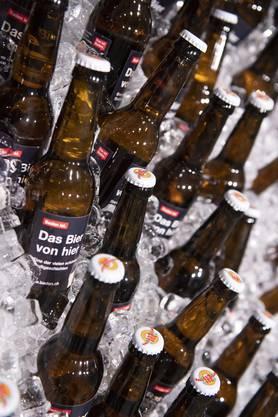 Kühles Bier ist auch 2019 wichtig.
