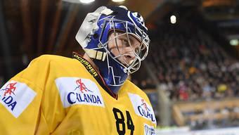 Daniel Manzato, in der Meisterschaft zumeist Nummer-2-Keeper bei Ambri-Piotta, glänzte am Spengler Cup mit einem Shutout für KalPa Kuopio Hockey
