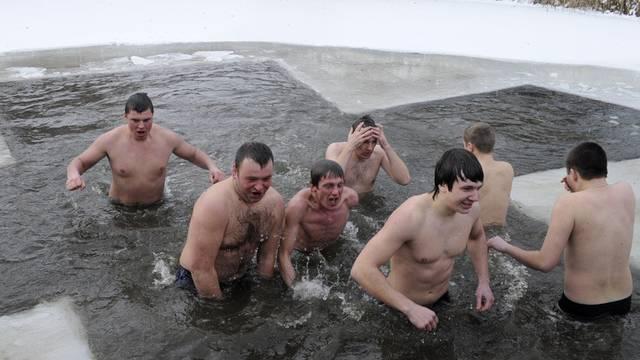 Rein ins kalte Wasser und ohne Sünde wieder raus