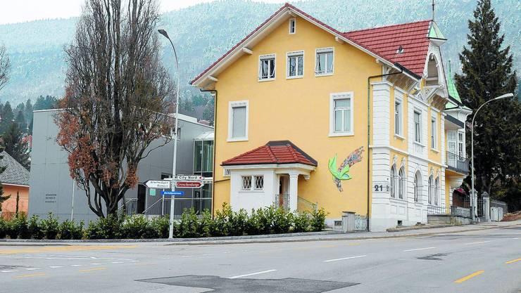 Das Wohnheim Schmelzi in Grenchen feiert Jubiläum.