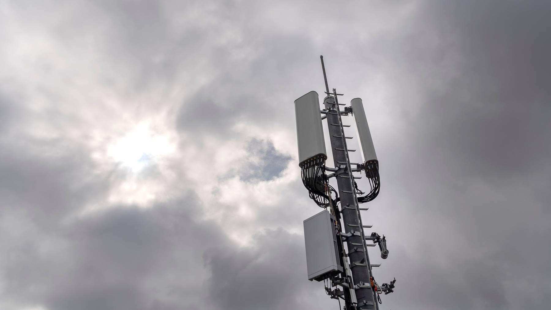 Die Daten entstehen, wenn sich Smartphones mit den Antennen verbinden.