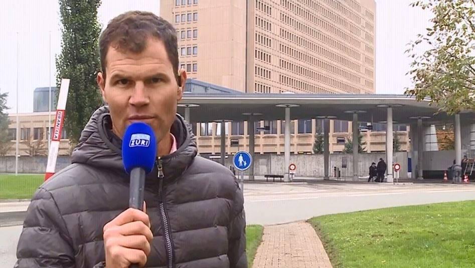 Tele M1 vor Ort: Das Neueste von den Unfall-Opfern im Kantonsspital Baden.