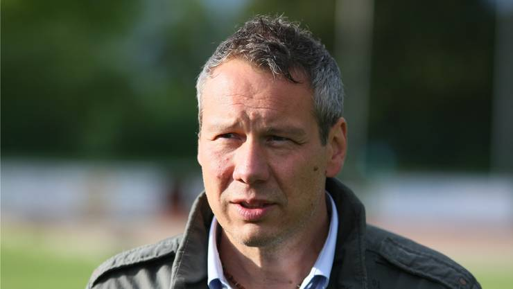Peter Schädler, Trainer von Concordia Basel.