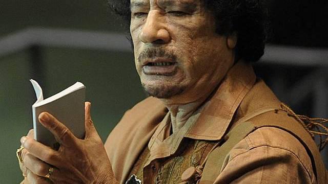 Libyscher Aussenminister weckt Hoffnung auf baldiges Ende der Krise (Archiv)