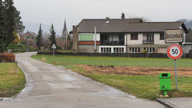 Däniken kämpfte in den vergangenen Monaten weiter gegen das in Gretzenbach eingeführte Fahrverbot.