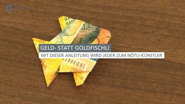 Geld- statt Goldfisch