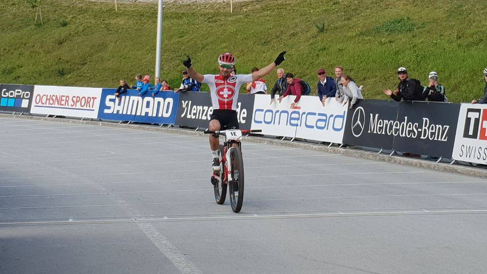 WM-Team-Gold für die Schweizer Mountainbiker