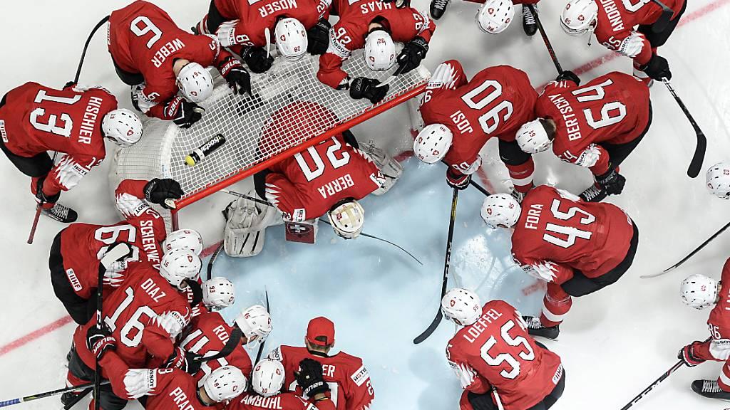 Schweiz kandidiert für Eishockey-WM 2026