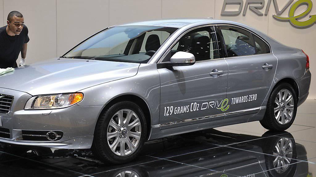 Volvo ruft eine halbe Million Autos zurück