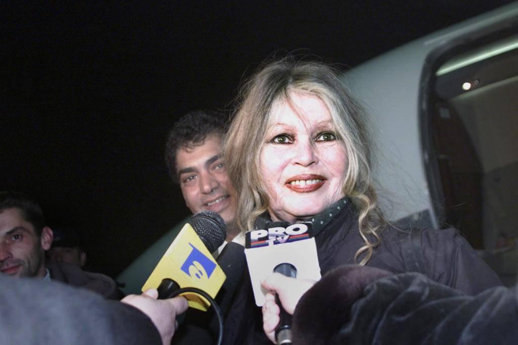 Brigitte Bardot (© Getty Images)