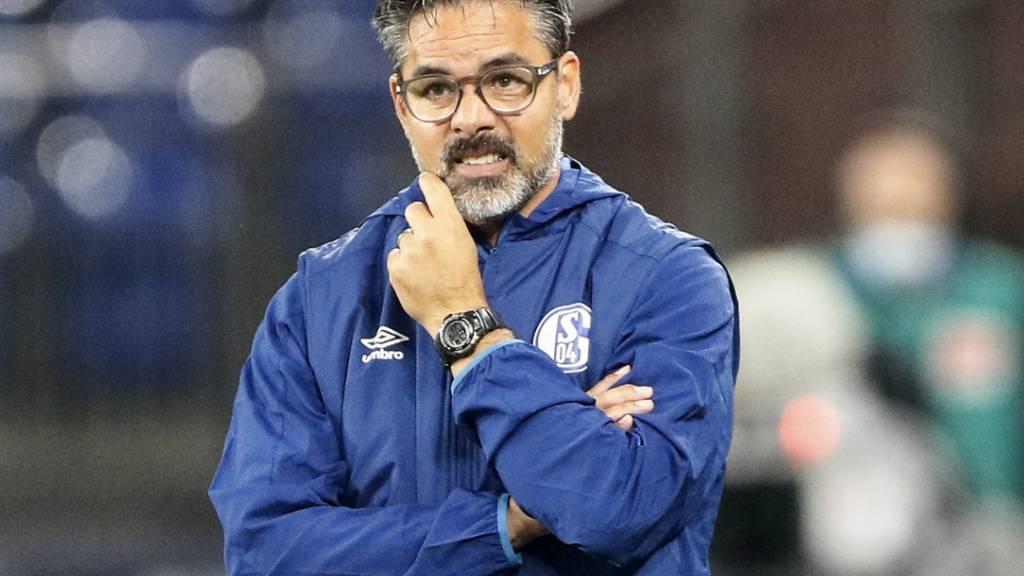 Die Zeit von David Wagner als Trainer von Schalke 04 ist abgelaufen