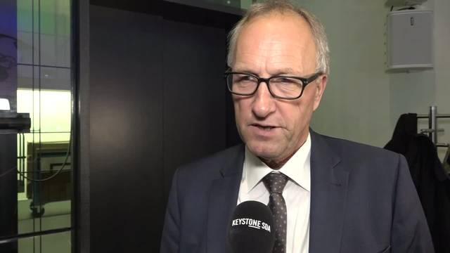 Bundesratskandidat Peter Hegglin: «Eine gewisse Enttäuschung ist da»