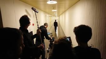 «Wilder»-Dreh im Baselbieter Gefängnis