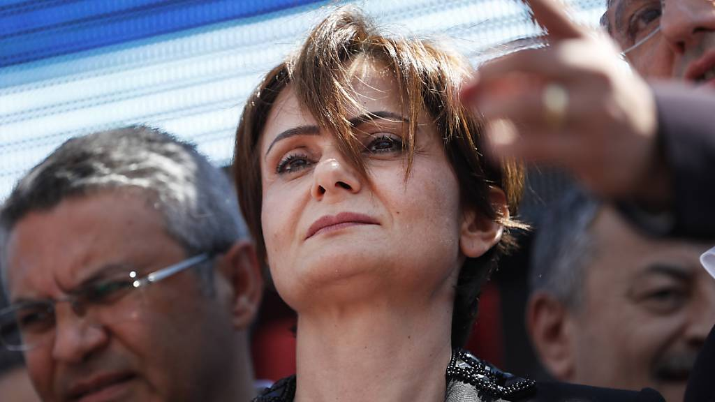 Istanbuler CHP-Vorsitzende zu zehn Jahren Haft verurteilt