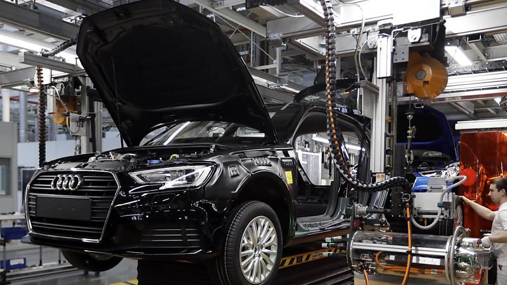Audi baut in Deutschland Tausende Stellen ab