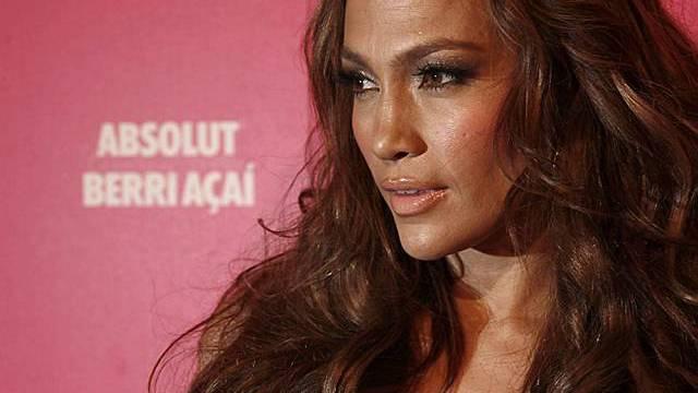 Sängerin und Schauspielerin Jennifer Lopez